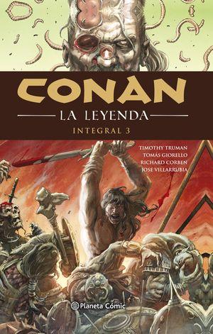 CONAN, LA LEYENDA Nº 03/04  ( INTEGRAL )