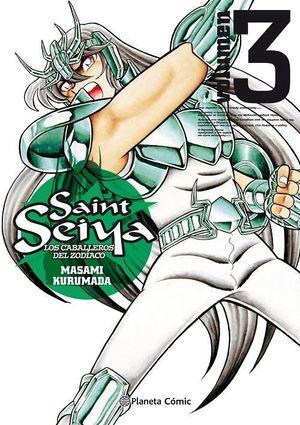 SAINT SEIYA Nº 03/22 (NUEVA EDICIÓN)