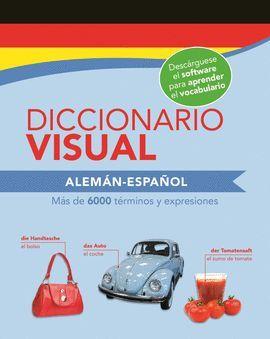DICCIONARIO VISUAL ALEMÁN - ESPAÑOL