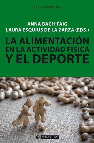 ALIMENTACIÓN EN LA ACTIVIDAD FÍSICA Y EL DEPORTE, LA