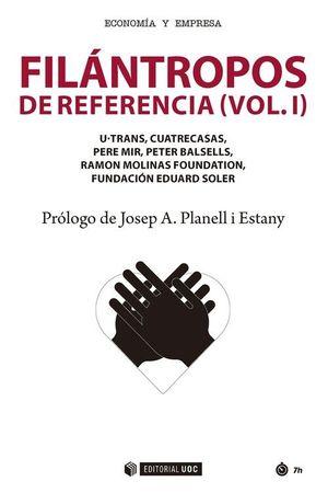 FILÁNTROPOS DE REFERENCIA VOL. I