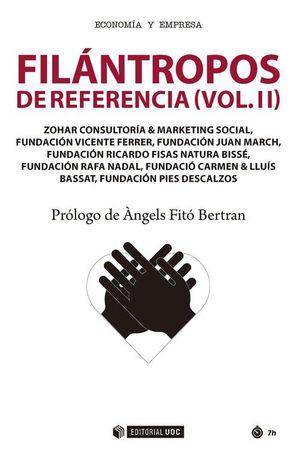 FILÁNTROPOS DE REFERENCIA VOL. II