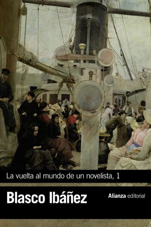 VUELTA AL MUNDO DE UN NOVELISTA, LA 1