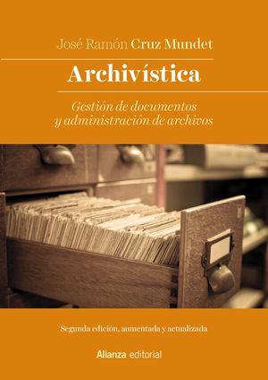 ARCHIVÍSTICA (SEGUNDA EDICION)