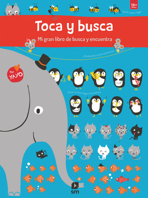 TOCA Y BUSCA