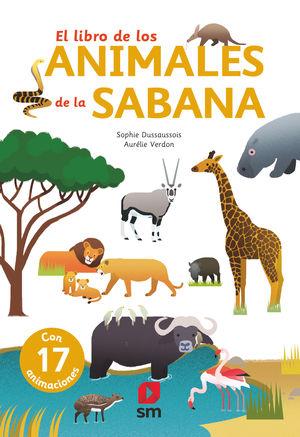 LIBRO DE LOS ANIMALES DE LA SABANA, EL