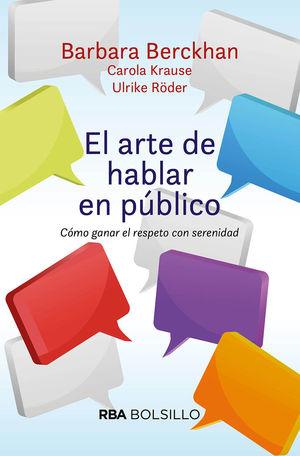 ARTE DE HABLAR EN PUBLICO, EL