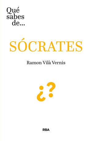 QUÉ SABES DE... SOCRATES