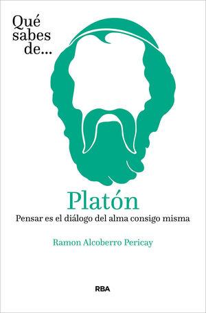 QUÉ SABES DE... PLATÓN
