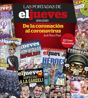 PORTADAS DE EL JUEVES (2014-2020), LAS