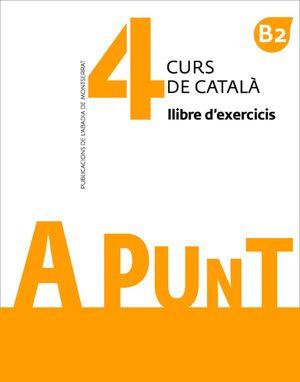 A PUNT 4 - LLIBRE D'EXERCICIS