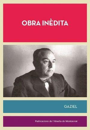 OBRA INEDITA