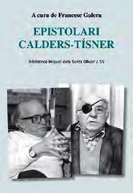 EPÌSTOLARI CALDERS -TISNER