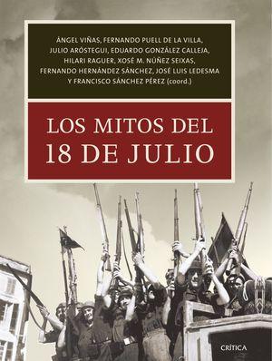 MITOS DEL 18 DE JULIO, LOS