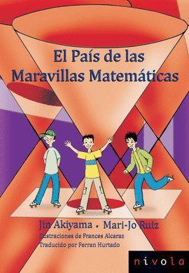 PAIS DE LAS MARAVILLAS MATEMATICAS, EL