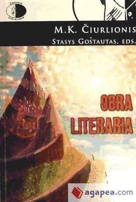 OBRA LITERARIA (GURLIONIS)