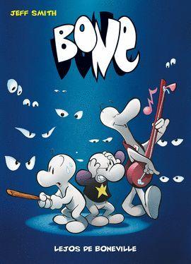 BONE BOLSILLO Nº 01 - LEJOS DE BONEVILLE