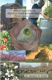 INVESTIGACIONES EN AGRICULTURA BIODINAMICA