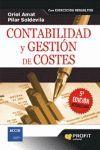 CONTABILIDAD Y GESTIÓN DE COSTES    (6 EDICION REVISADA)