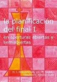 PLANIFICACION DEL FINAL I, LA EN APERTURAS ABIERTAS Y SEMIABIERTAS