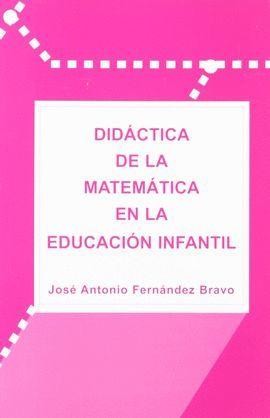 DIDÁCTICA DE LA MATEMÁTICA EN LA EDUCACIÓN INFANTIL