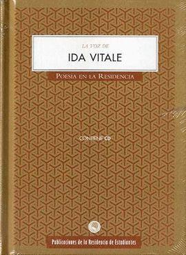VOZ DE IDA VITALE, LA (+CD)