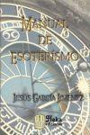 MANUAL DE ESOTERISMO