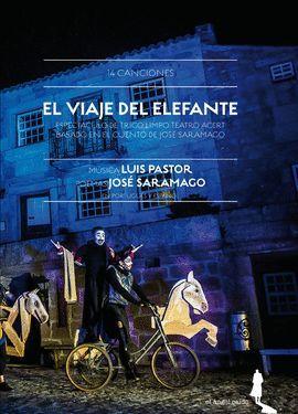 14 CANCIONES. EL VIAJE DEL ELEFANTE (CONTIENE CD)