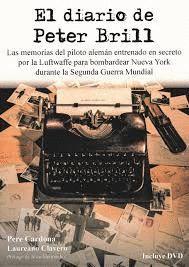 DIARIO DE PETER BRILL, EL (+DVD)