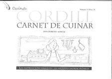 CARNET DE CUINAR - CORDILL