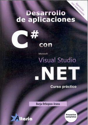 DESARROLLO DE APLICACIONES C# CON VISUAL STUDIO.NET