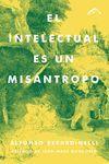 INTELECTUAL ES UN MISÁNTROPO, EL