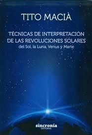 TECNICAS DE INTERPRETACION DE LAS REVOLUCIONES SOLARES
