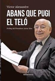 ABANS QUE PUGI EL TELÓ