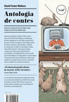 ANTOLOGÍA DE CONTES (DAVID FOSTER WALLACE)