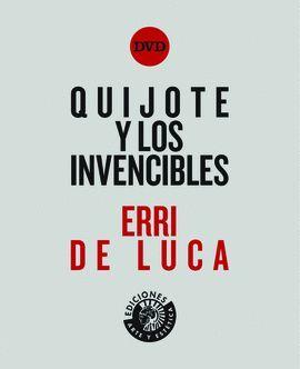 QUIJOTE Y LOS INVENCIBLES (+ DVD)