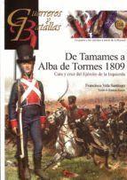 DE TAMAMES A ALBA DE TORMES 1809