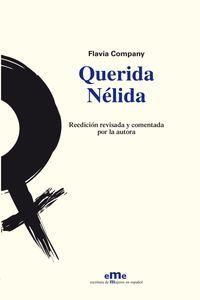 QUERIDA NÉLIDA