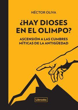 HAY DIOSES EN EL OLIMPO?