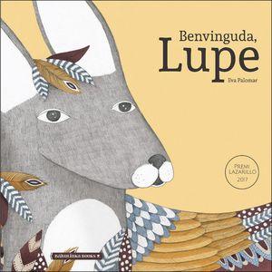BENVINGUDA, LUPE