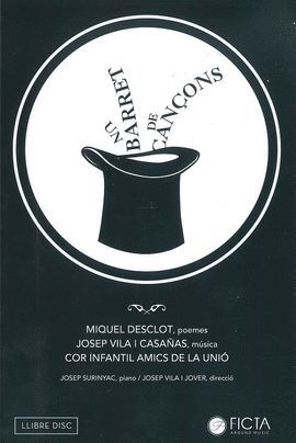 BARRET DE CANÇONS, UN (LLIBRE DISC)