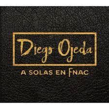 DIEGO OJEDA A SOLAS EN FNAC (LLIBRE + CD)