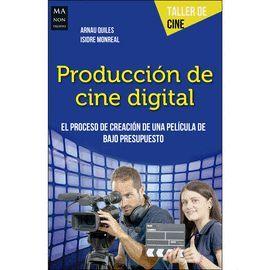 PRODUCCION DE CINE DIGITAL