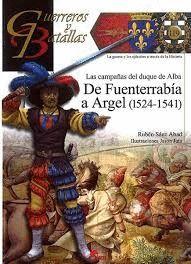 DE FUENTERRABIA A ARGEL (1524-1541)