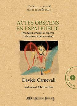 ACTES OBSCENS EN ESPAI PUBLIC