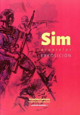 SIM. ACUARELAS EXPOSICION