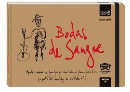 BODAS DE SANGRE   (INCLOU CD)