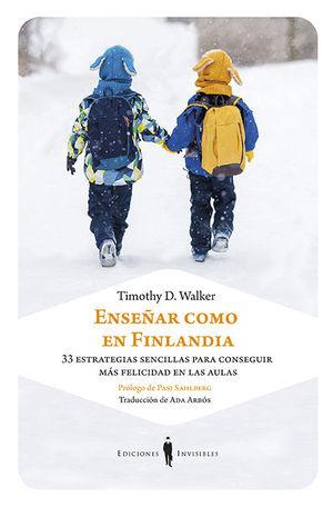 ENSEÑAR COMO EN FINLANDIA