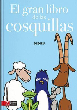 GRAN LIBRO DE LAS COSQUILLAS, EL