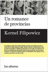ROMANCE DE PROVINCIAS, UN
